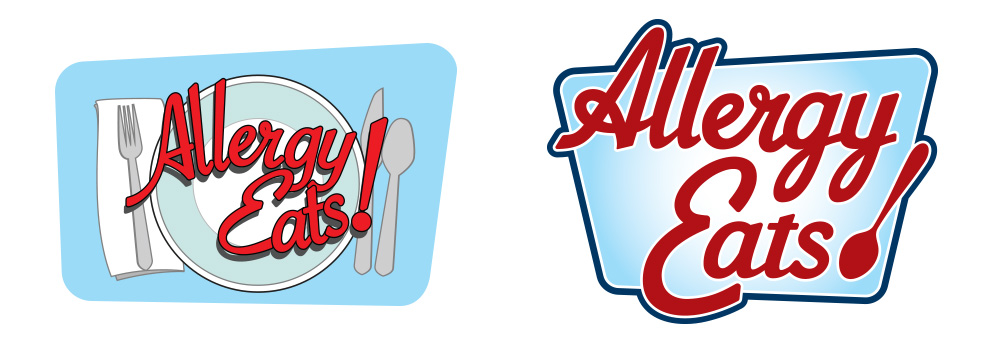 Allergy Eats Logos 3