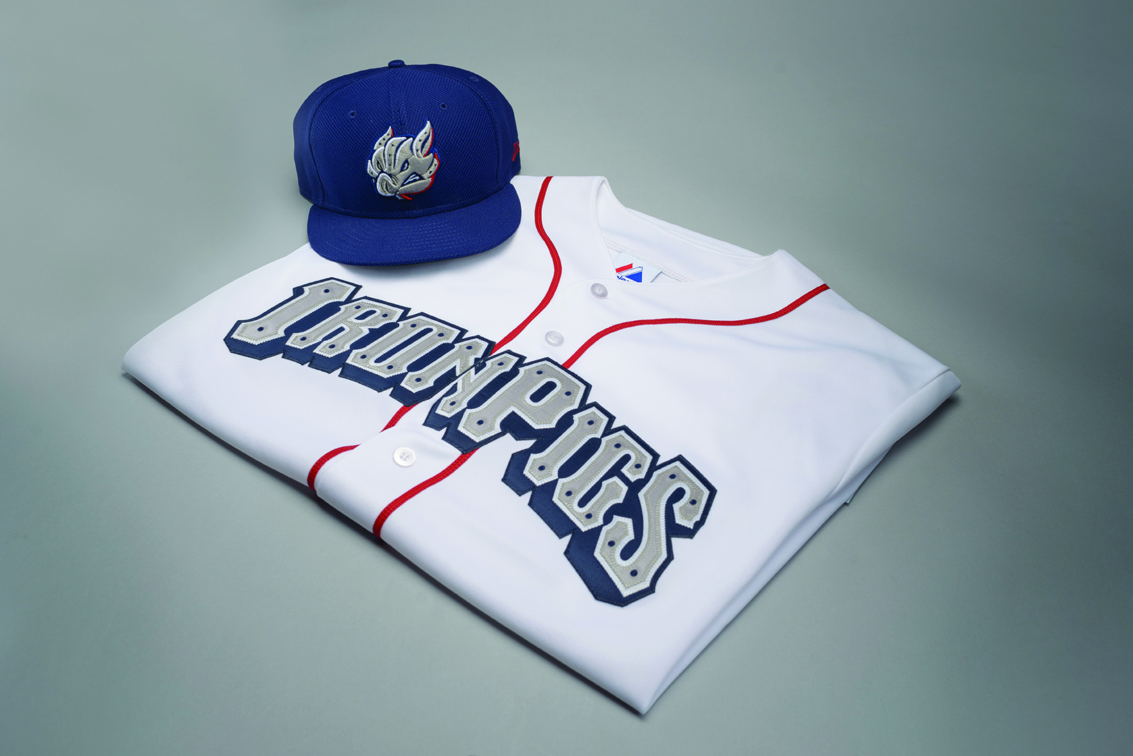 Iron Pigs Uniform and Hat