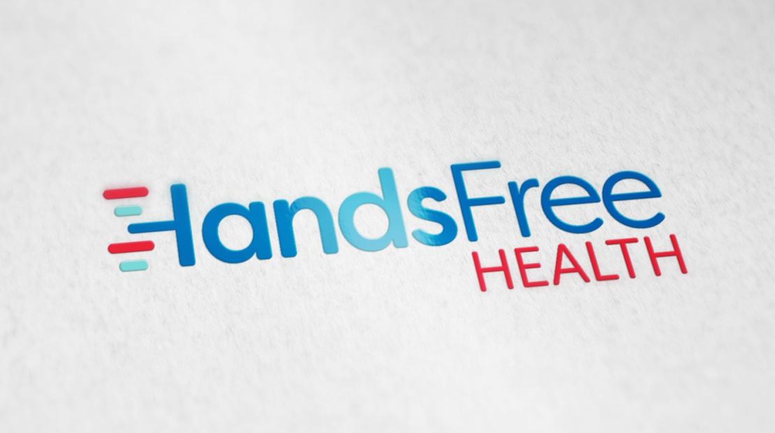 HandsFree Health Brand Mockup