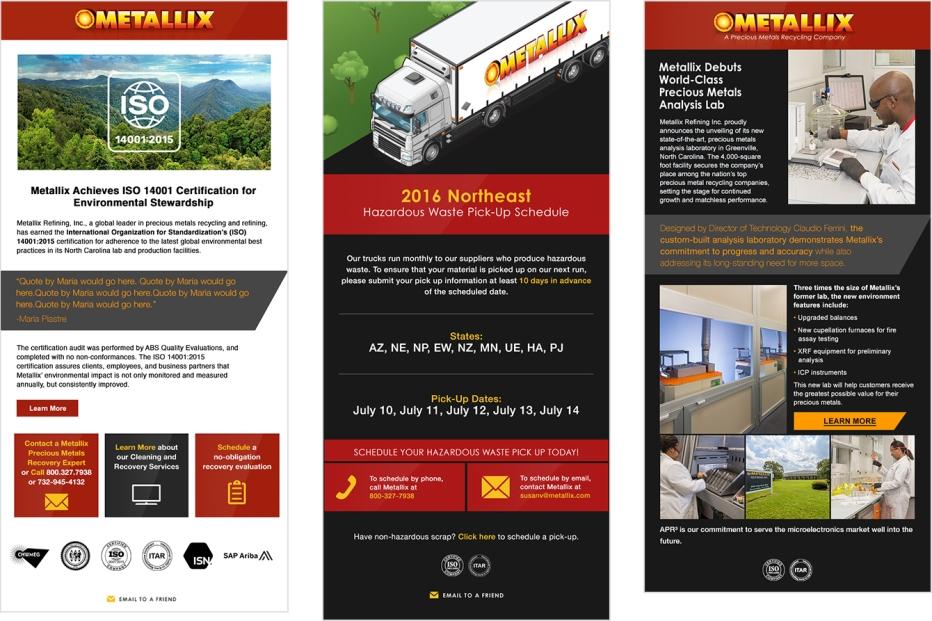 Metallix Email Marketing